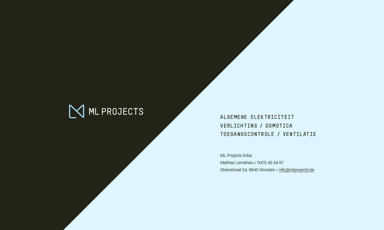 mlprojects